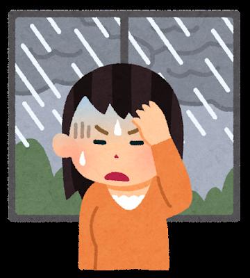 凜鍼灸治療院のブログ、気象病について